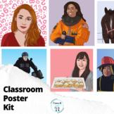 Classroom Poster Kit - Lesson 1B