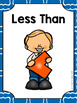 Classroom Poster: Math: Comparing Numbers