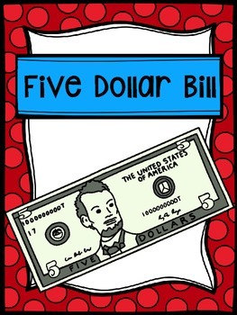 Classroom Poster Pack: Coins and Bills