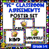 Classroom Agreements Poster Set