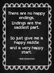 Classroom Poster Set- Shel Silverstein quotes