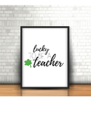Classroom Poster, Teacher Print, Art, Teacher Appreciation