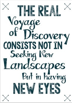Classroom Poster: Voyage of discovery