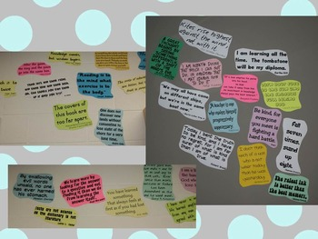 Classroom Posters: A Collection of Quotes for your Classroom Walls