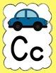 Classroom Posters (Bright): Alphabet