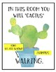 Classroom Posters!  CACTUS Theme!  **EDITABLE!**
