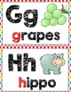 Classroom Posters- Colorful Set