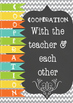 Classroom Posters FREEBIE