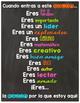Classroom Posters FREEBIE {SPANISH}