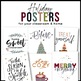 Classroom Posters - Fun Winter & Christmas Quotes