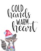 Classroom Posters - Fun Winter & Christmas Quotes (Watercolor)
