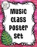 Classroom Posters {Hawaiian Beach}
