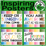 Classroom Posters Inspirational