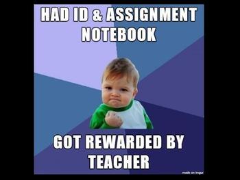 Classroom Posters-Internet Memes