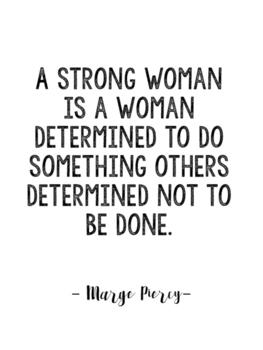 Classroom Posters: Motivational Women Set 2