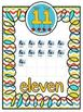 Classroom Posters Pack: Alphabet, Colors, Dolch Sight Word