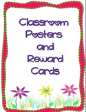 Classroom Posters and Reward Slips