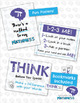 Classroom Posters for Displays and Classroom Management