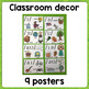 Classroom Posters - The Sounds of English - Vowels