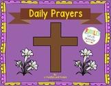 Classroom Prayer Posters
