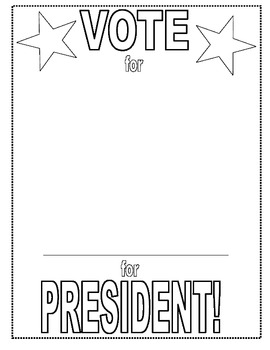 Classroom Presidential Election!