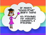Classroom Pride Yearly Theme Pack