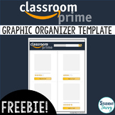 Classroom Prime Graphic Organizer | Day 3 Freebie