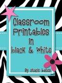 Classroom Calendar/Bulletin Board Set