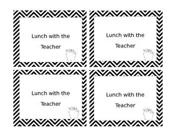 Classroom Prizes