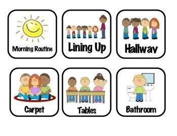 Classroom Procedures App Edition