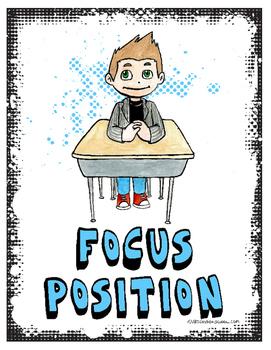 Classroom Procedures Example Posters