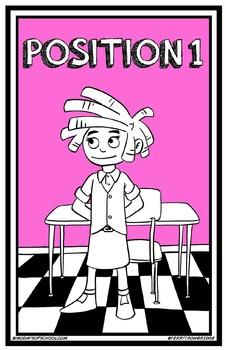 Classroom Procedures Poster Examples