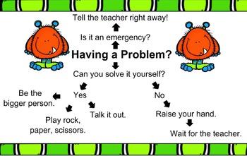 Classroom Procedures SmartBoard Slides