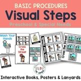 Classroom Procedures: Visual Supports for Preschool, Pre-K