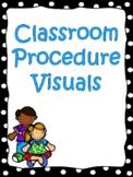 Classroom Procedures Visuals