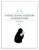 Classroom Processes and Procedures Scavenger Hunt