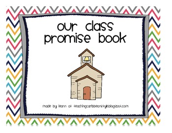 Classroom Promise Book