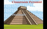 Classroom Pyramid Decimals Powerpoint Game