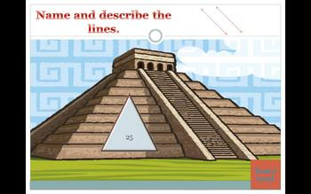 Classroom Pyramid Geometry Powerpoint Game