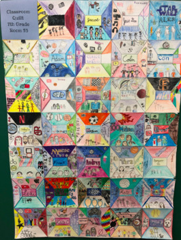 Classroom Quilt Back to School