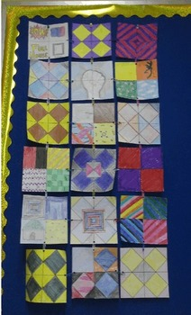"""Classroom Quilt Project: """"The Star Quilter"""" Edition"""