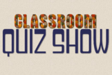 Classroom Quiz Show - 1st Grade Language Arts Review - like Jeopardy