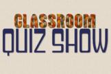 Classroom Quiz Show - 2nd Grade Language Arts Review - lik