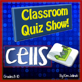 Cells Review Game - TV Jeopardy Themed Quiz Show
