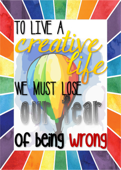 Classroom Quote Posters
