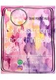 Classroom Decor - 15 Pack
