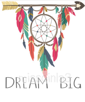 "Classroom Decor - ""Dream Big"""