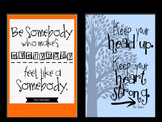 Classroom Quotes Posters #2