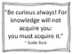 Classroom Quotes: Set 2