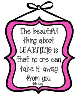 Classroom Quotes Set 4